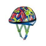 【PeachKids_tm】ピーチキッズ アジャスター付き 幼児用ヘルメット 47-51cm トミカモデル  型番:0321540001