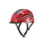 【CHAMP/r】チャンプヘルメット (50-54cm) ギャラクシーレッド  型番:0321560001