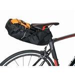 【SmartEzyPack-or】 スマートイージーパック ブラック/オレンジ 数量限定販売(カワシマオリジナル)  型番:0340100003