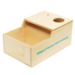 【W-RepairBOX2】W-REPAIR-BOX-2 パンク修理箱II ライトブラウン 数量限定品  型番:199-00022