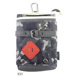 【RCM-108_KH】RCM-108 REAL DESIGN カモフラ シザーバッグ カーキ  型番:291-01021