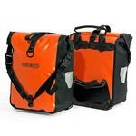 F6306 スポーツローラークラシック (旧名称:フロントローラークラシック) オレンジ/ブラック 25L バイシクルバック  型番:ORTLIEB-F6306