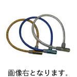 【N682W600-C/s】N682W600-C ホログラムワイヤー錠 シルバー  型番:SZ-23306827