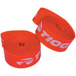 TIF01300 ナイロンリムテープ 700Cx17mm 2本セット レッド  型番:TIF01300