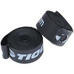 TIF01400 ナイロンリムテープ 26インチx17mm 2本セット ブラック  型番:TIF01400