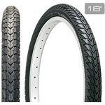 TIS03401 C-1446 (2本巻) 18x1.75 小径車タイヤ ブラック  型番:TIS03401